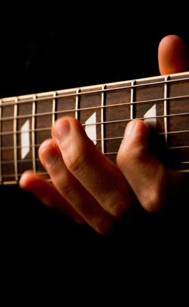 Dicas para memorizar o braço da guitarra