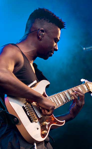 Guitarrista do Animals as Leaders